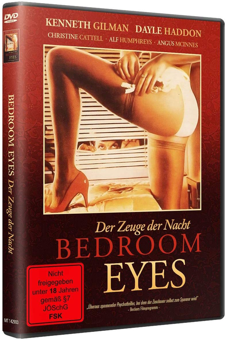Bedroom Eyes - Der Zeuge der Nacht