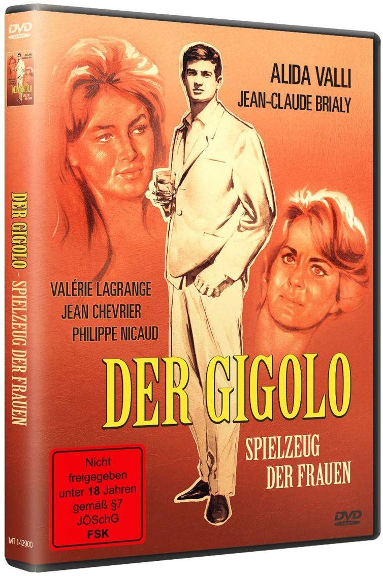 Gigolo, Der - Spielzeug der Frauen