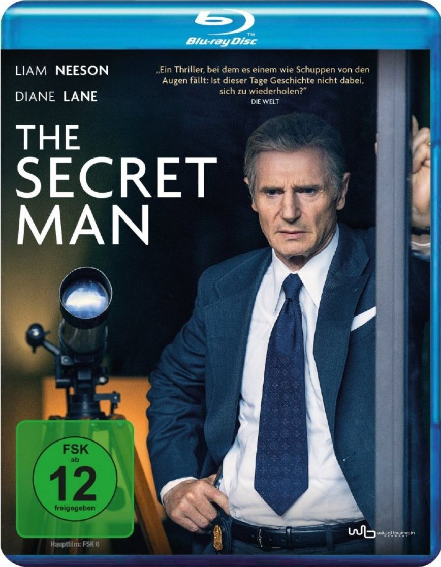 Secret Man, The (BLURAY)