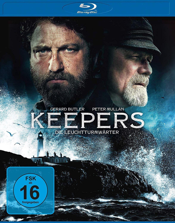 Keepers - Die Leuchtturmwärter (BLURAY)