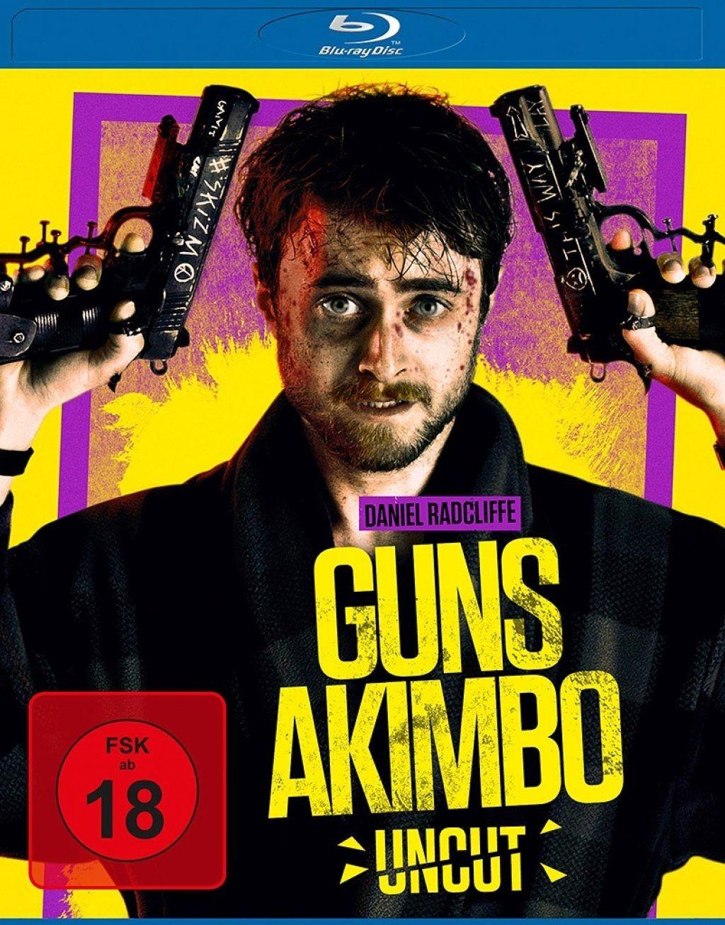 Guns Akimbo (BLURAY)