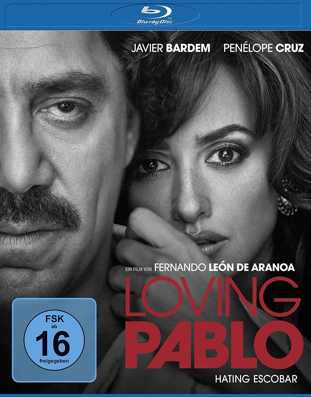 Loving Pablo (BLURAY)