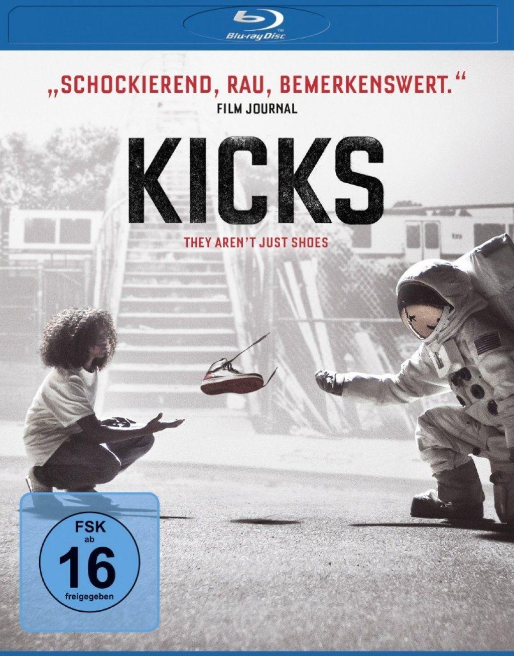 Kicks (BLURAY)
