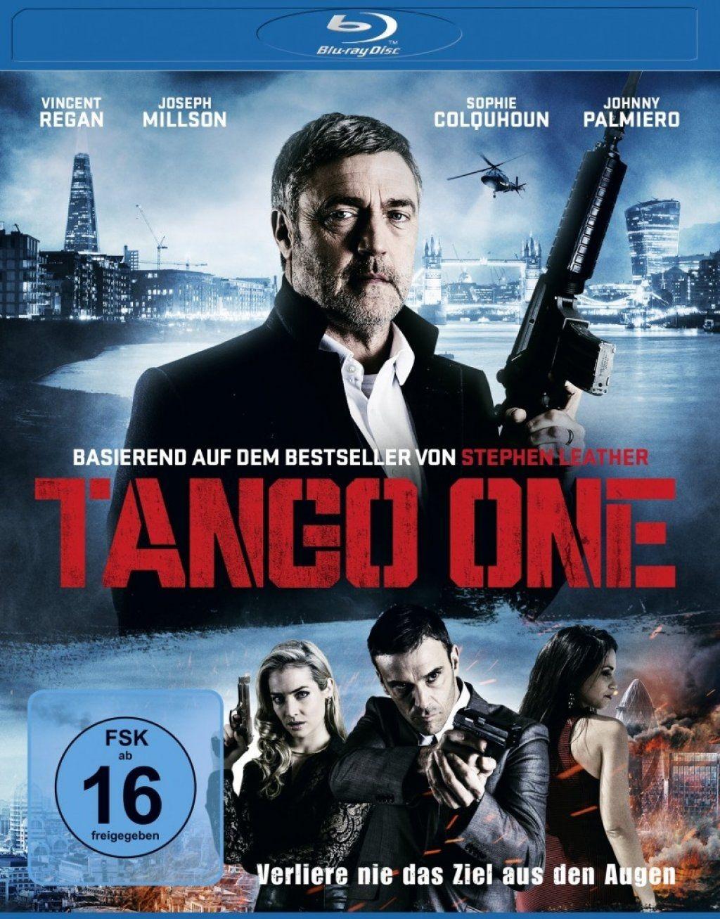 Tango One - Verliere nie das Ziel aus den Augen (BLURAY)