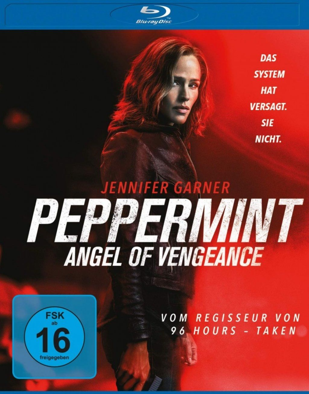 Peppermint - Angel of Vengeance (BLURAY)
