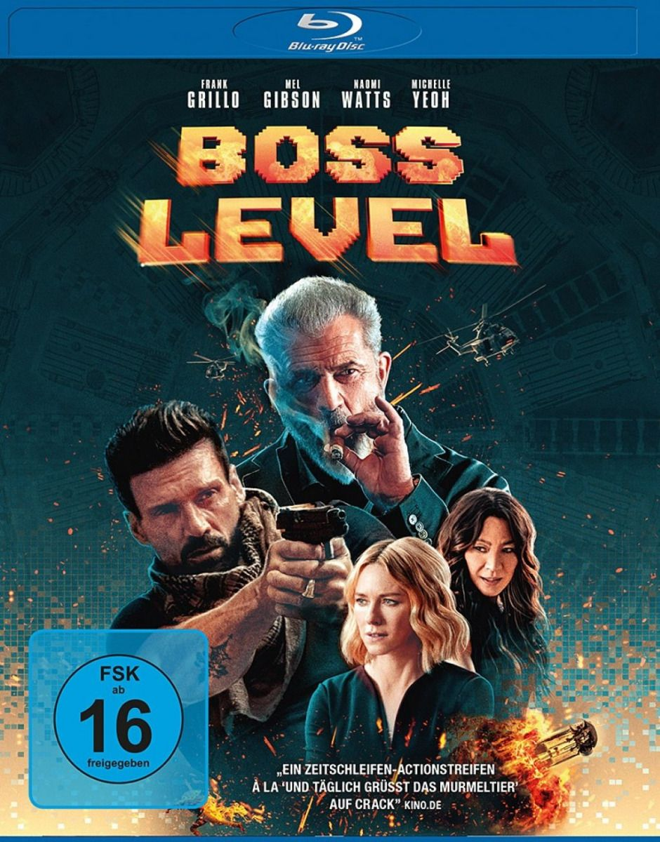 Boss Level (BLURAY)