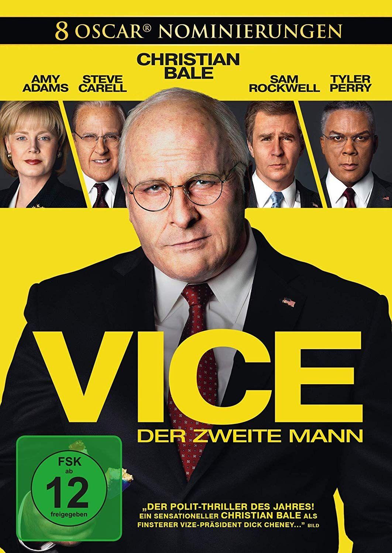 Vice - Der zweite Mann
