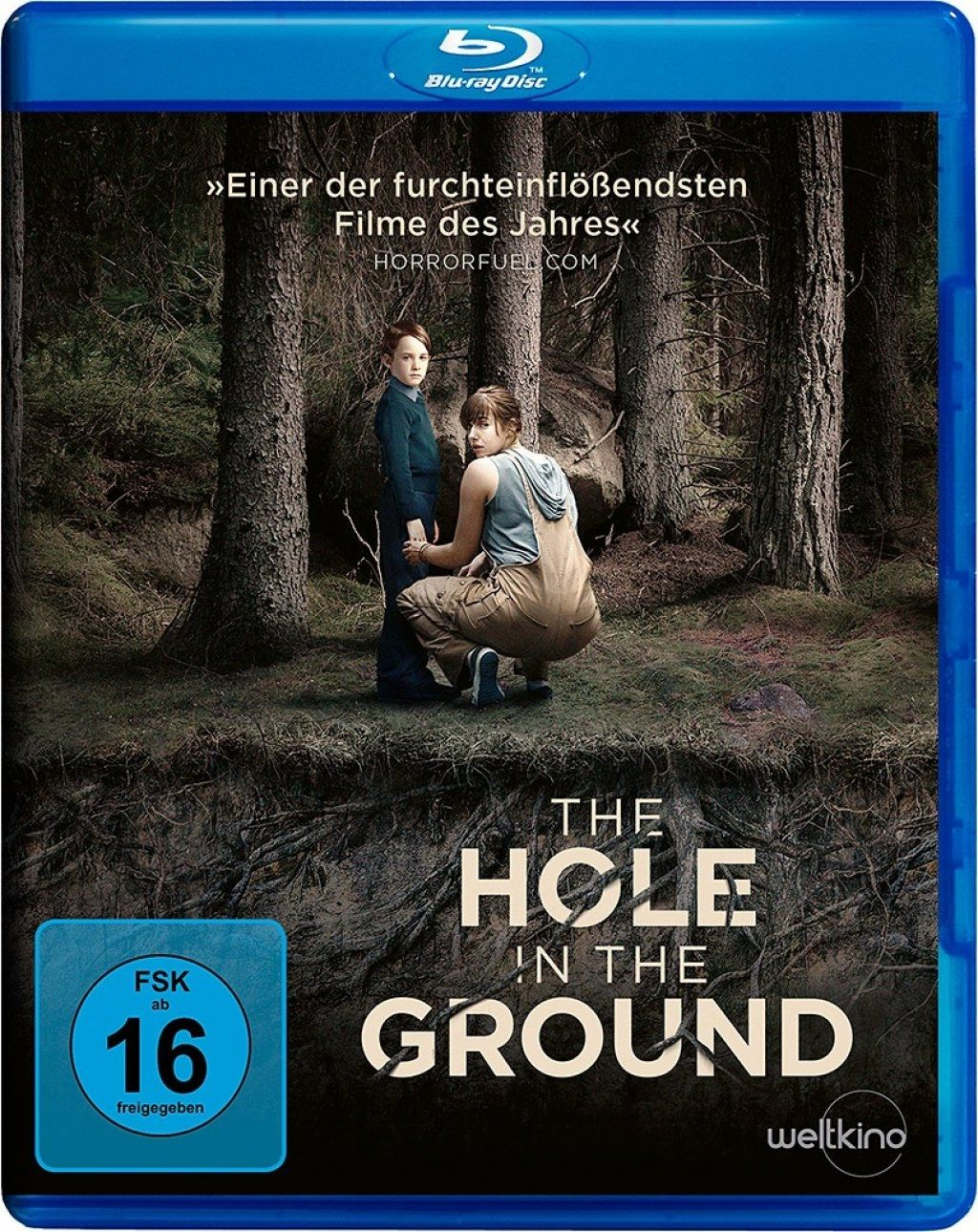 Hole in the Ground, The (BLURAY)