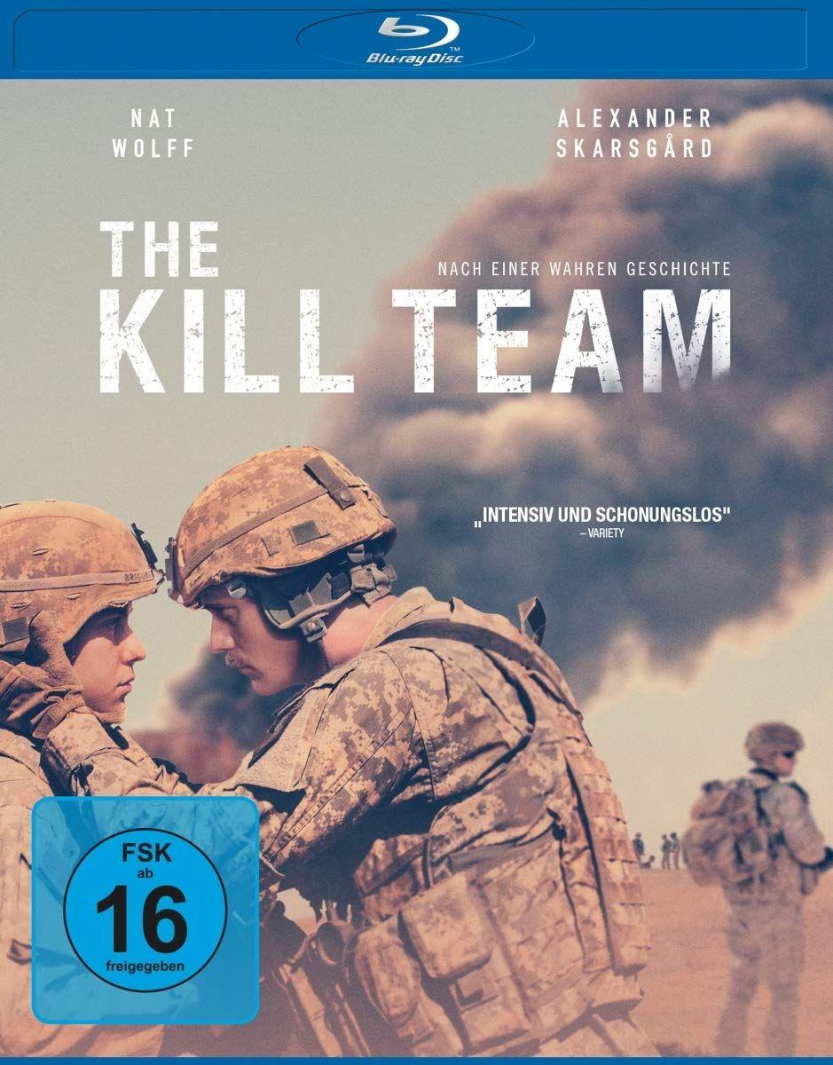 Kill Team, The (BLURAY)