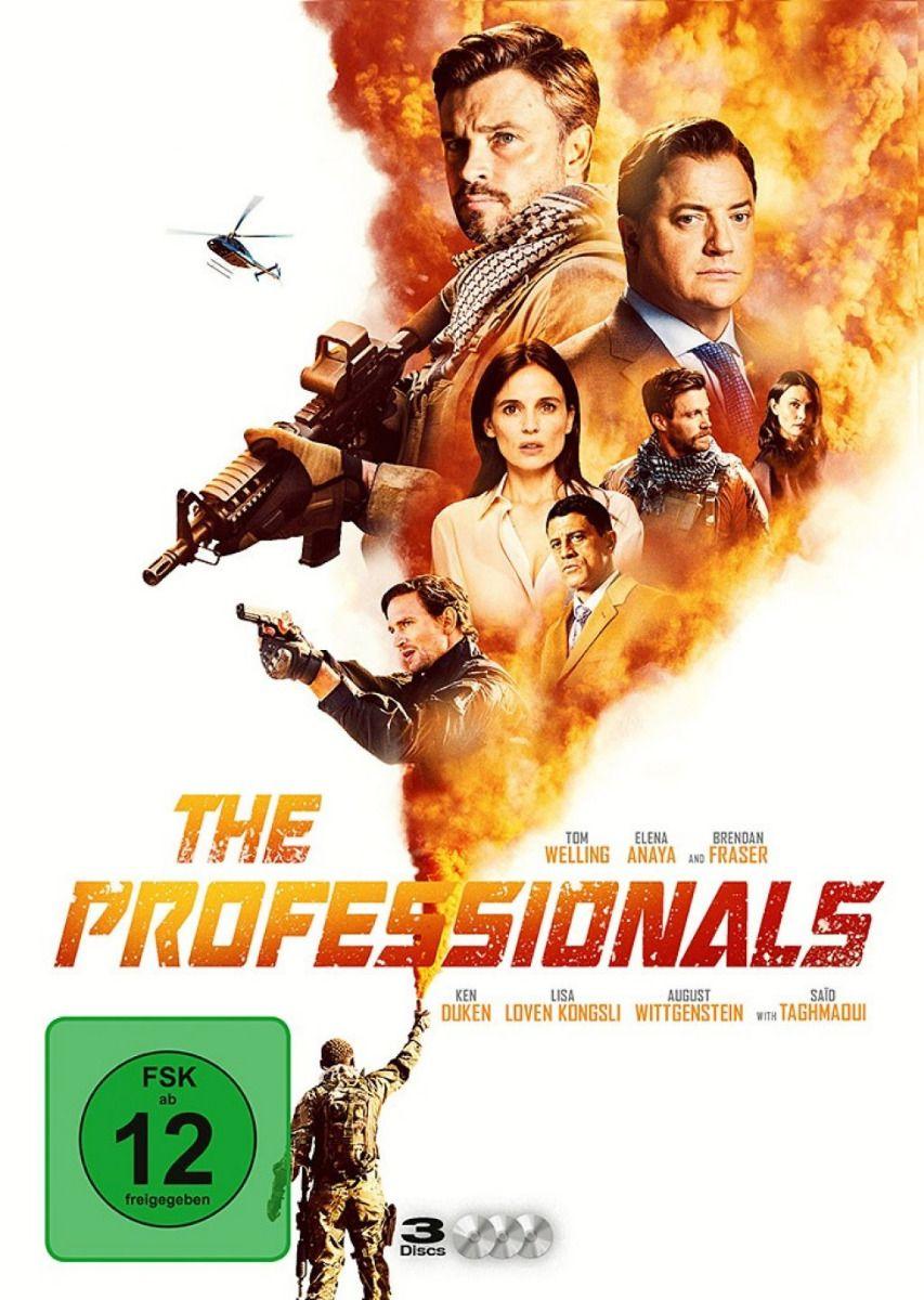 The Professionals - Gefahr ist ihr Geschäft (3 Discs)