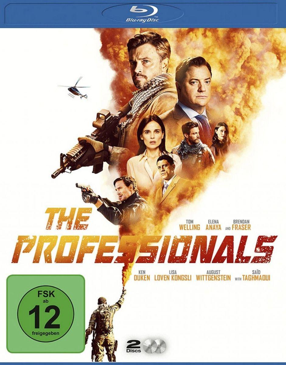 The Professionals - Gefahr ist ihr Geschäft (2 Discs) (BLURAY)