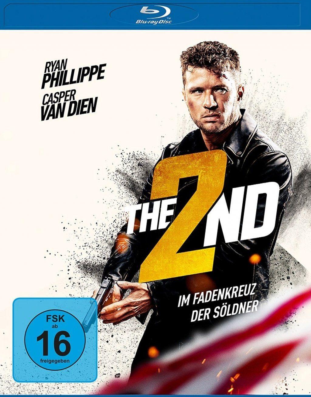 2nd, The - Im Fadenkreuz der Söldner (BLURAY)