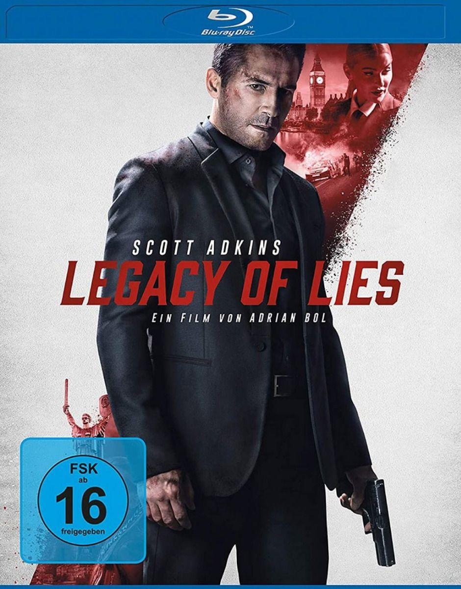 Legacy of Lies (BLURAY)