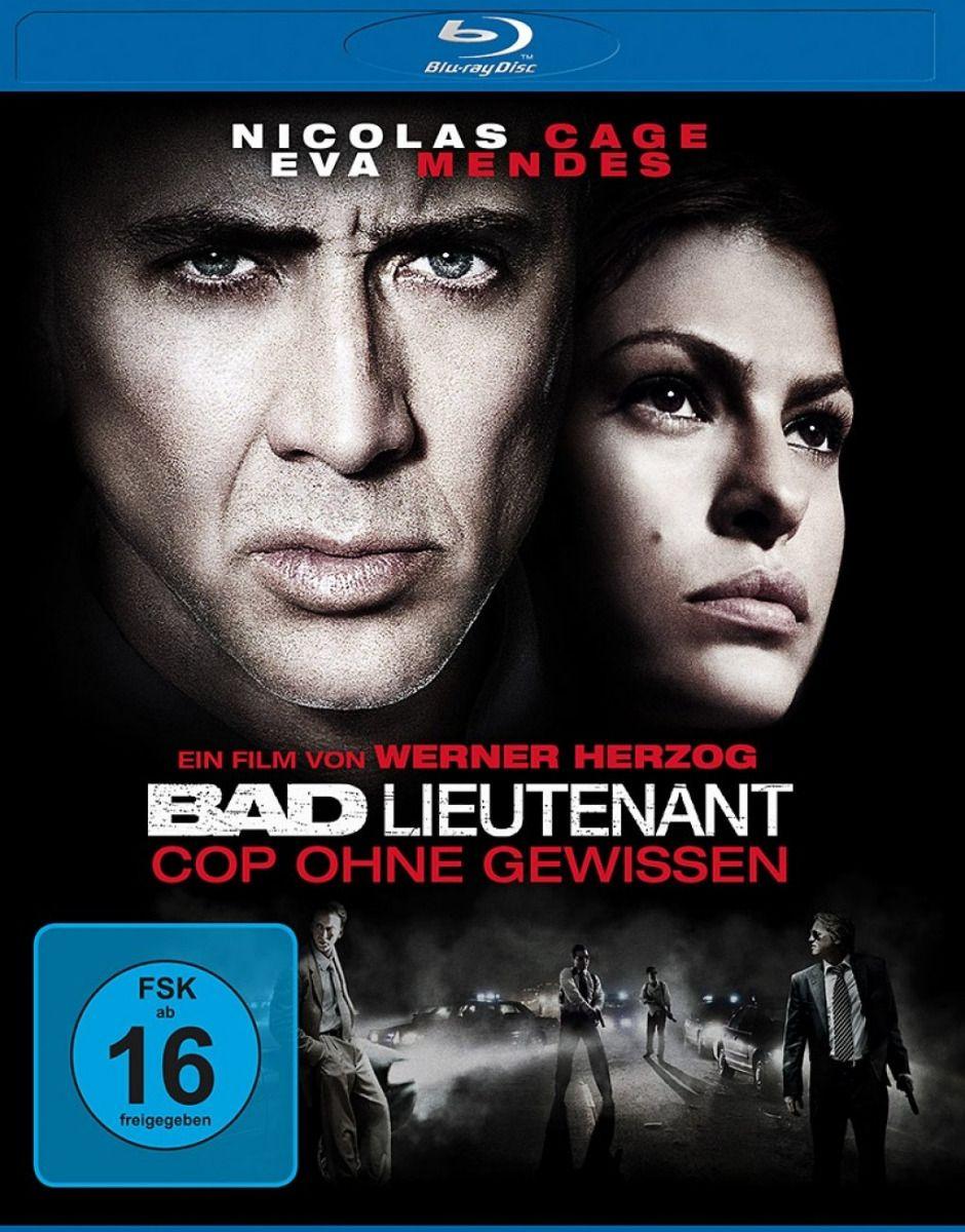 Bad Lieutenant - Cop ohne Gewissen (2009) (Neuauflage) (BLURAY)