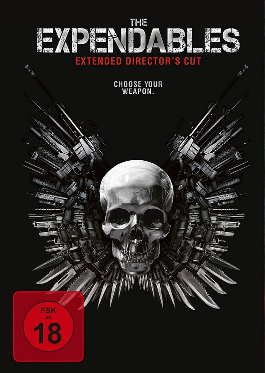 Expendables, The (Extended Director's Cut) (Neuauflage)