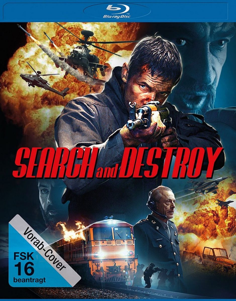 Search and Destroy (BLURAY)