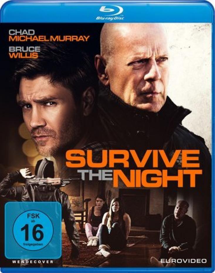 Survive the Night (BLURAY)
