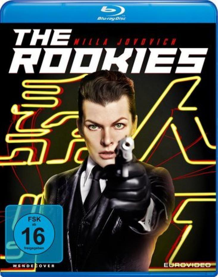 Rookies, The (BLURAY)