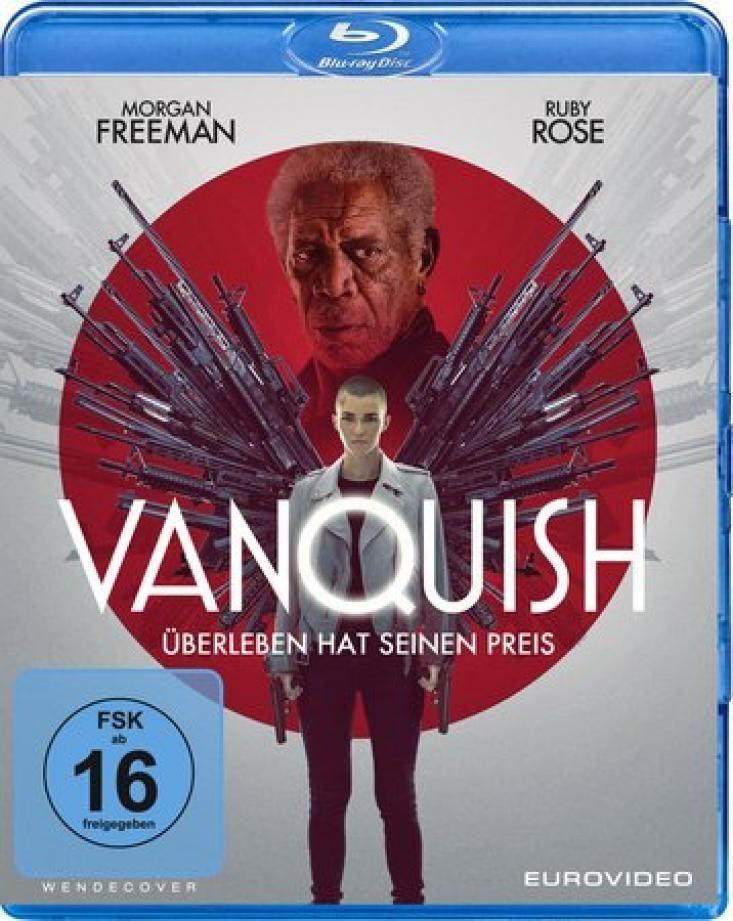 Vanquish - Überleben hat seinen Preis (BLURAY)