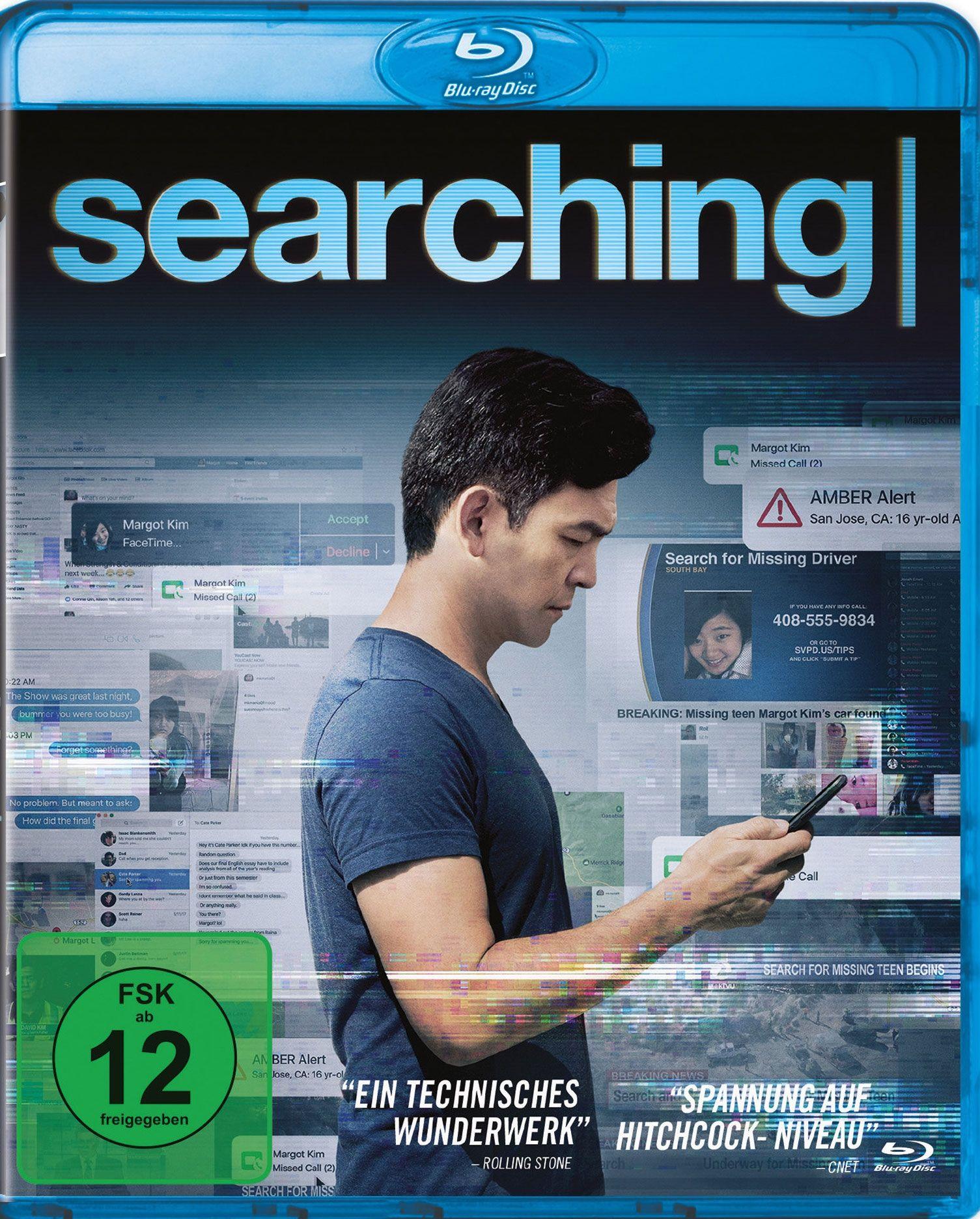 Searching (BLURAY)