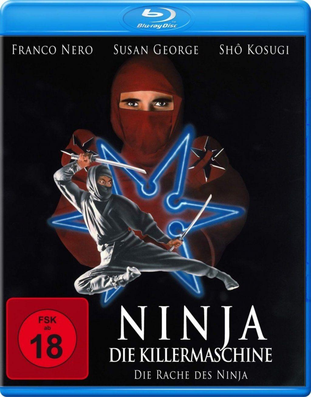 Ninja - Die Killer-Maschine (BLURAY)