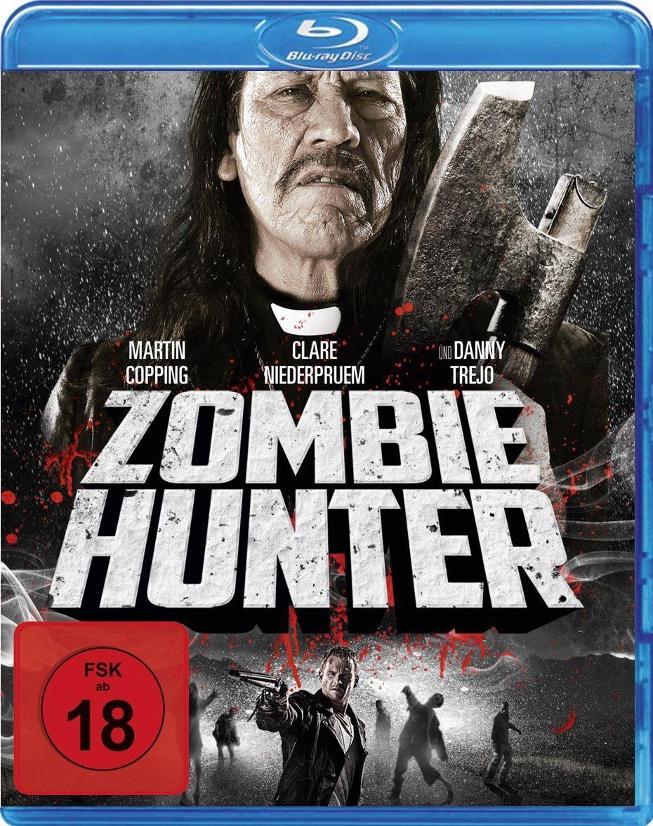 Zombie Hunter (Uncut) (BLURAY)