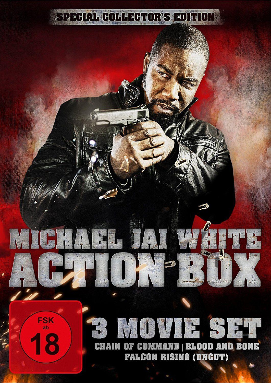 Michael Jai White - Action Box (3 Discs)