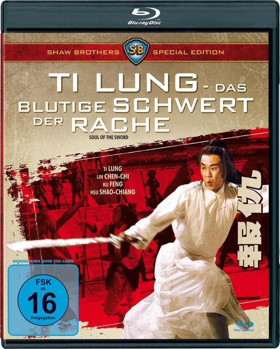 Ti Lung - Das blutige Schwert der Rache (BLURAY)