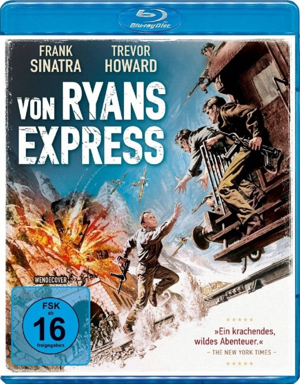 Von Ryans Express (BLURAY)