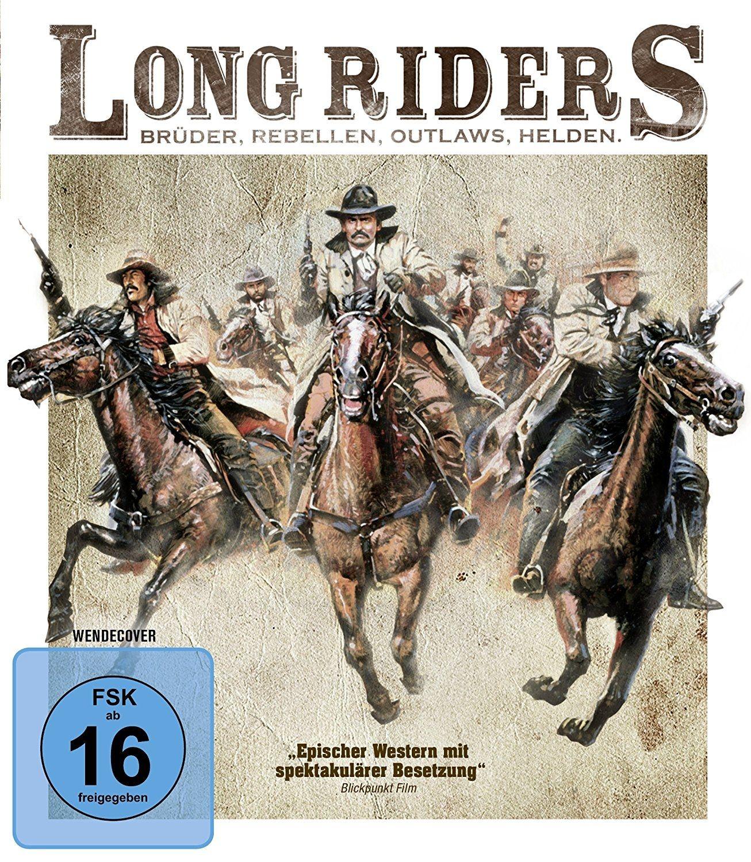 Long Riders (BLURAY)