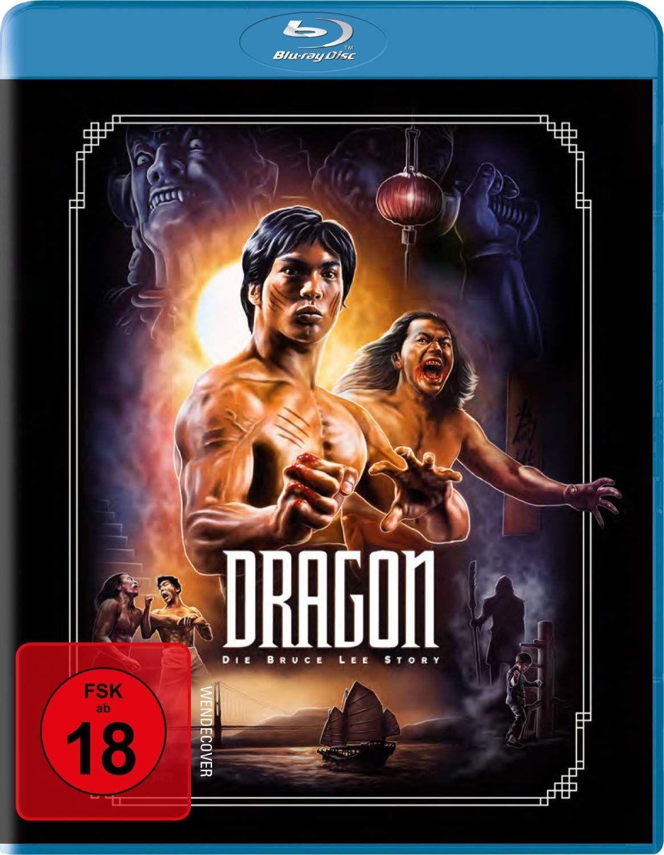 Dragon - Die Bruce Lee Story (BLURAY)