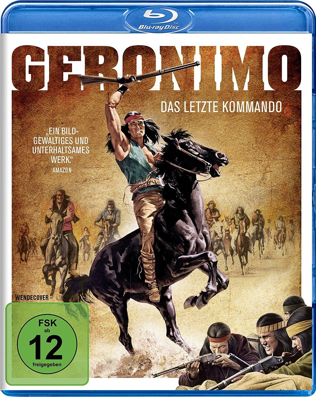 Geronimo - Das letzte Kommando (BLURAY)