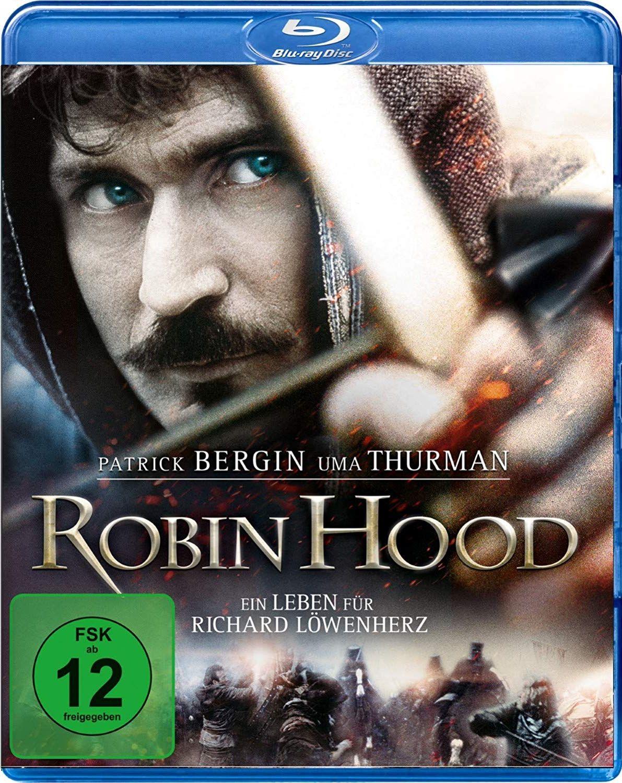 Robin Hood - Ein Leben für Richard Löwenherz (BLURAY)
