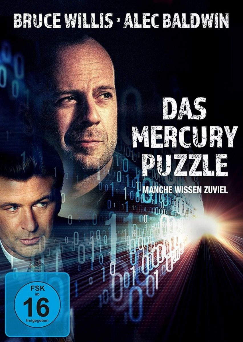Mercury Puzzle, Das