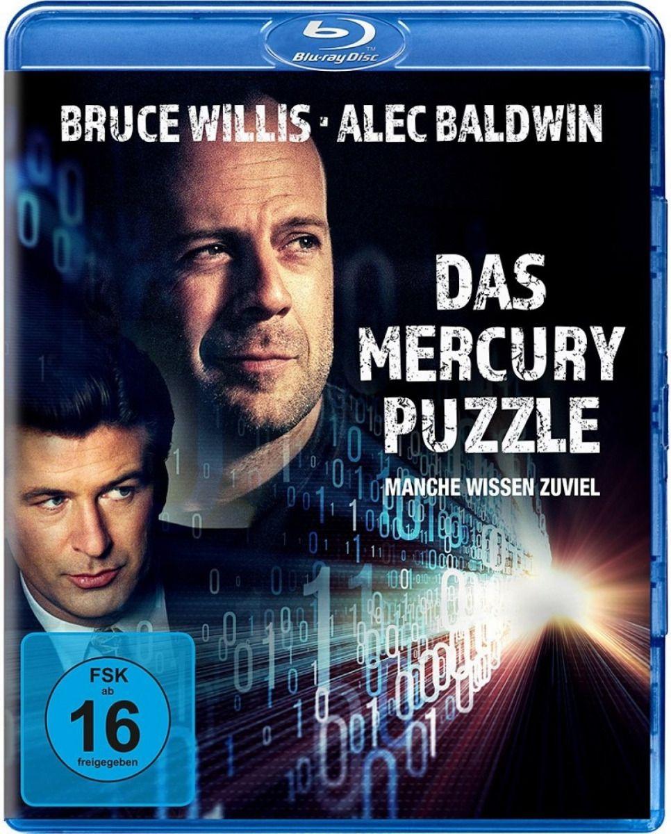 Mercury Puzzle, Das (BLURAY)