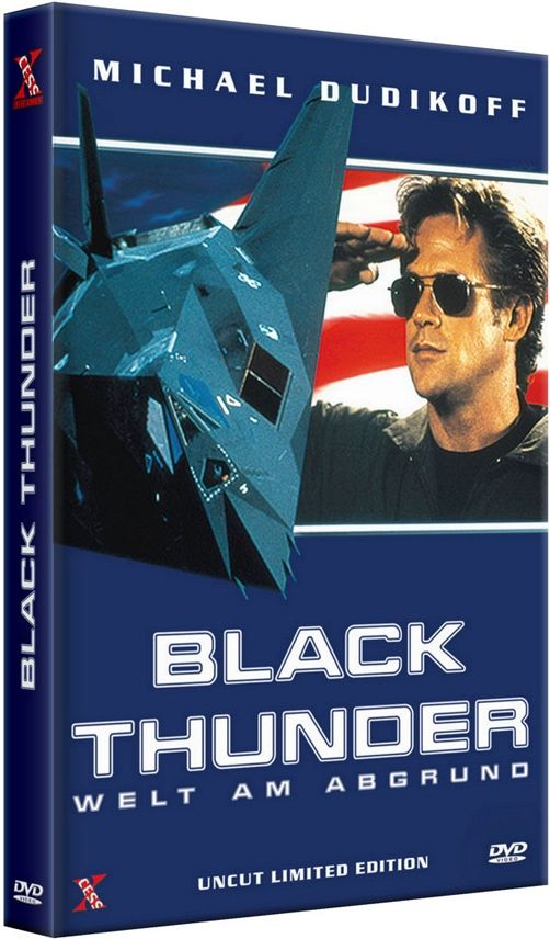 Black Thunder - Die Welt am Abgrund (Uncut) (Lim. gr. Hartbox) (Cover A)