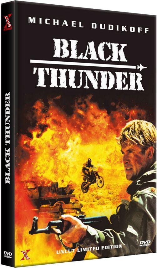 Black Thunder - Die Welt am Abgrund (Uncut) (Lim. gr. Hartbox) (Cover B)