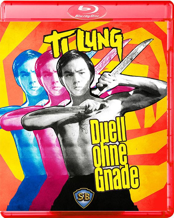 Duell ohne Gnade (Uncut) (BLURAY)