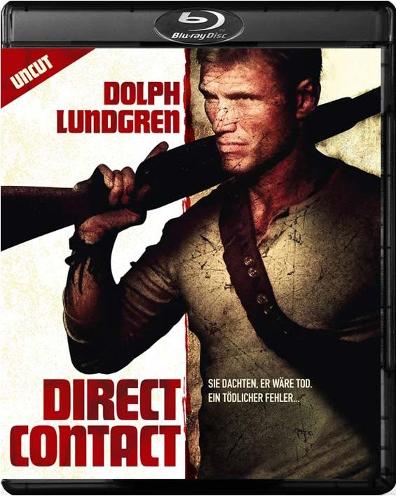 Direct Contact (Uncut) (BLURAY)
