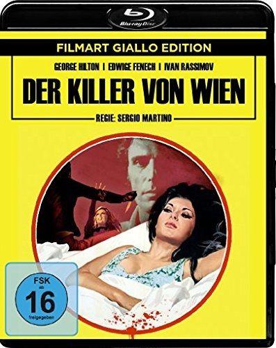 Killer von Wien, Der (BLURAY)
