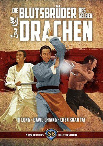Blutsbrüder des gelben Drachen, Die (Limited Uncut Edition) (DVD + BLURAY)