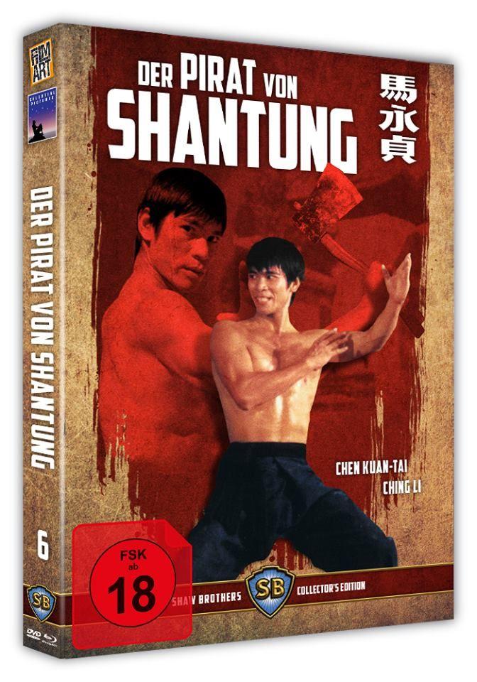 Pirat von Shantung, Der (Limited Uncut Edition) (DVD + BLURAY)