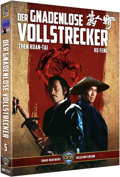 Gnadenlose Vollstrecker, Der (Limited Uncut Edition) (DVD + BLURAY)