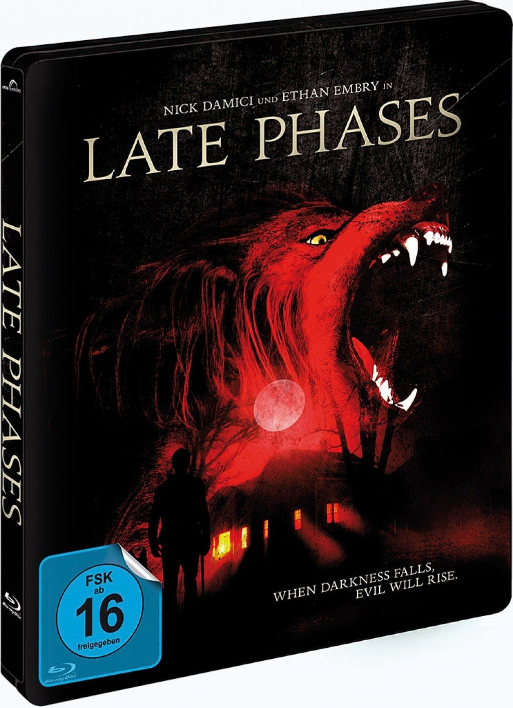 Late Phases (Steelbook) (BLURAY)