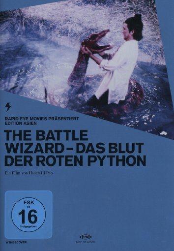 Battle Wizard - Das Blut der roten Python (OmU)