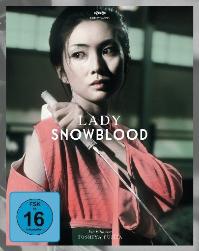 Lady Snowblood (Special Edition) (BLURAY)