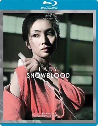 Lady Snowblood (OmU) (BLURAY)