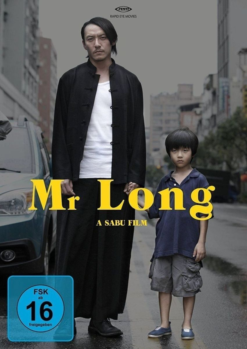 Mr Long (Lim. Special Edition) (2 Discs)