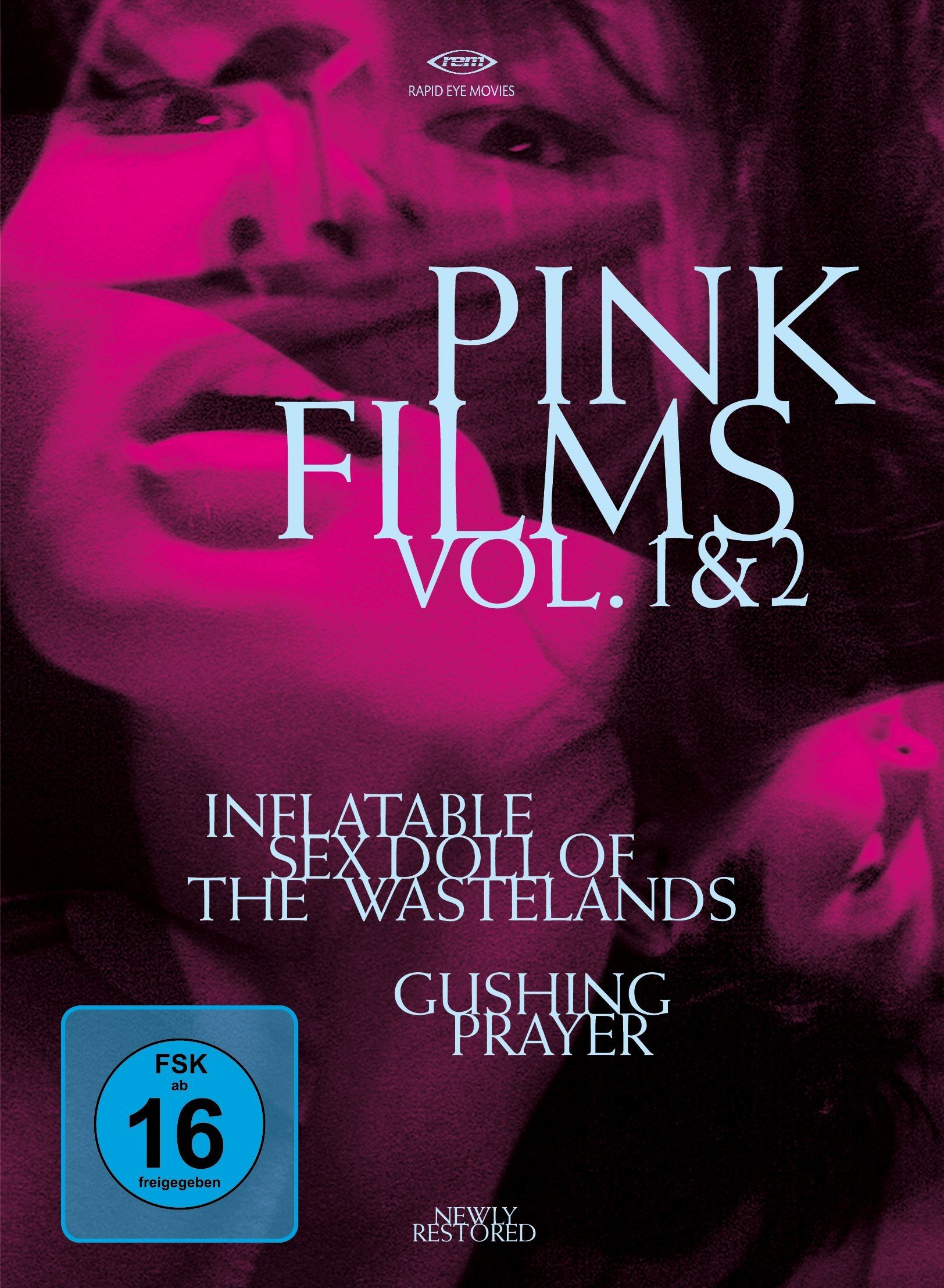 Inflatable Sex Doll of the Wastelands / Gushing Prayer (Pink Films Vol. 1 & 2) (OmU) (DVD + BLURAY)