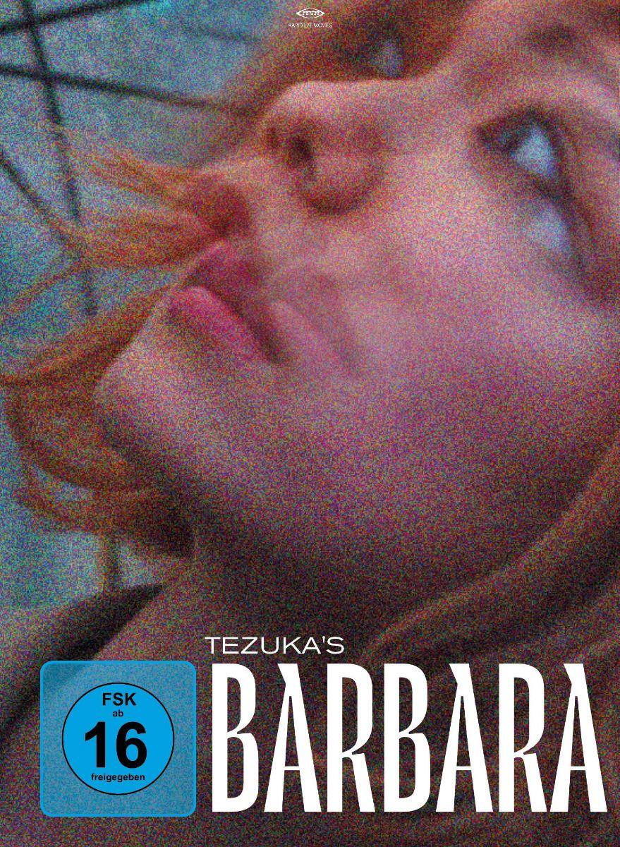 Tezuka's Barbara (OmU) (BLURAY)